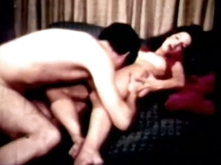 Very Hairy Brunette Getting Pussy Licked and Fucked