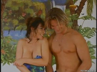 Busty MILF Summer Knight Fucked by Blond Guy