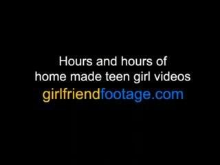Girlfriends Getting Facialized