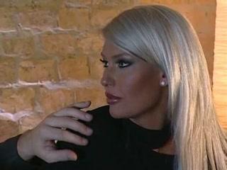 Very Beatiful Blonde Brigitta Bulgari