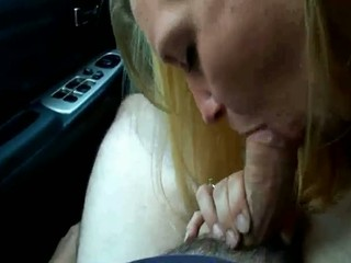BLONDIE EX GIVES THE BEST BLOWJOB EVER!!!!!!!! THE BEST