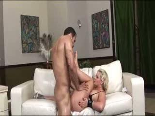 Her jizz creamed ass