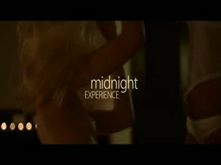 Midnight experience with busty model