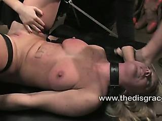Lea Lexus ass fucked hard by strangers