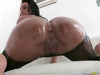 Unforgettable anal sex with big butt Franceska Jaimes