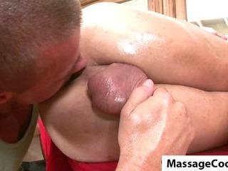Massagecocks Wet Ass Licking
