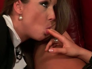 An Orgasmic Rush of Lesbian Lust