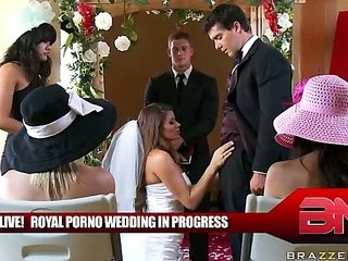 The Royal Porno Wedding