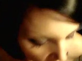 This is such a nice brunette bitch getting her facial in the best private home video, she is a pro and gets dick deep, you have to get some more