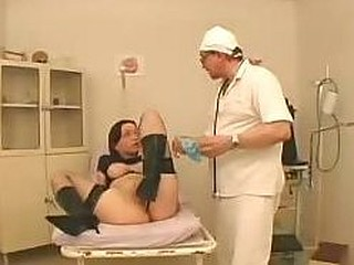 Sex Clinic Pussy Check Up