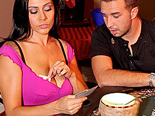 Raylene hasn't gone on a date since her shush left her but is lastly ready to move on when this babe gets asked out on a date by a guy at a coffee shop. However, her spirit is crushed one time once more when her date ditches her last minute. When that babe goes downstairs to watch her son, who is playing poker with his allies they are quick to comfort her, especially her sons ally Keiran who goes 'all in' during the poker game.