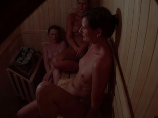 FIRST SAUNA SPYCAM WORLDWIDE! Smoking sexy bodies of Czech beauties. Infiltration into a top secret area. This is a dream acquiesce in true of all voyeurs. Snooping into privacy was at no time this gripping.