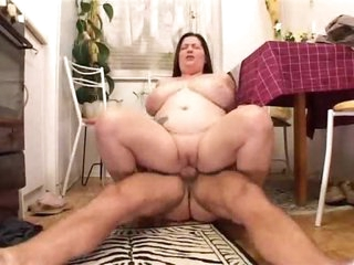 In love with fat housewife that wants cock